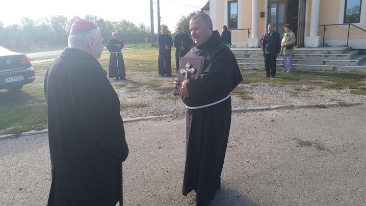 sfințirea casei parohiale din Chișineu Criș