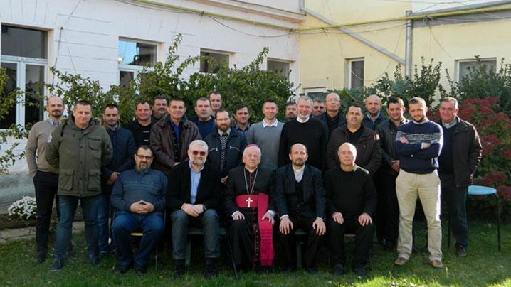 lugoj - cursuri pentru formarea continuă a clerului