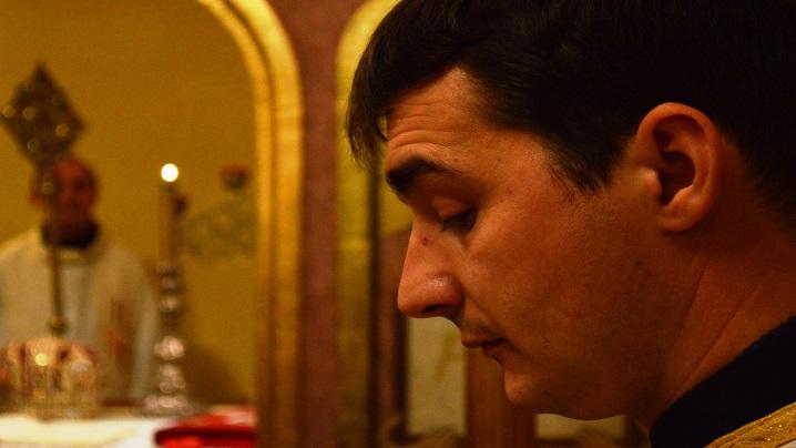 hirotonire diacon Zamfir Rusu, Eparhia de București