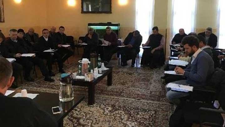 întâlnirea responsabililor departamentelor pentru pastorația laicilor din eparhia de oradea