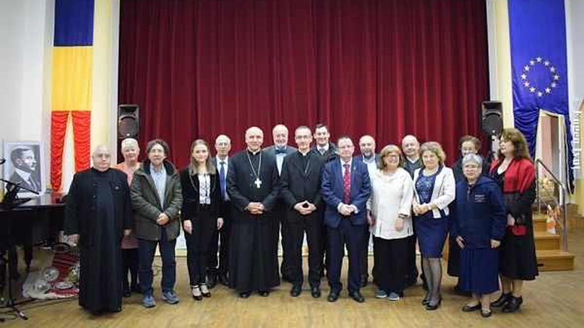 întâlnirea uniunii mondiale a profesorilor catolici