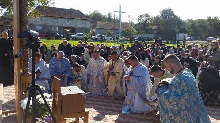 pelerinajul anual de toamnă la Scăiuș