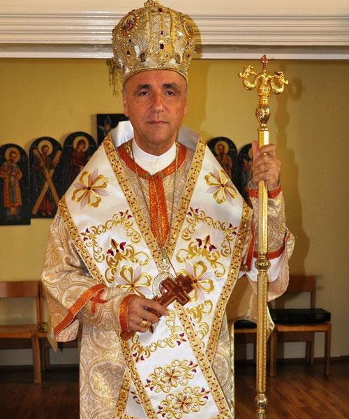 Preasfințitul Virgil Bercea