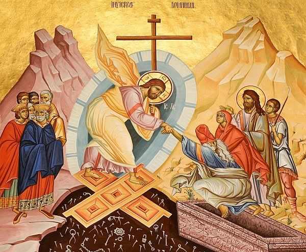 scrisoare pastorală la sărbătoarea învierii domnului 2016