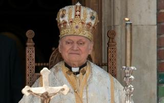 Preafericiul Cardinal Lucian Mureșan