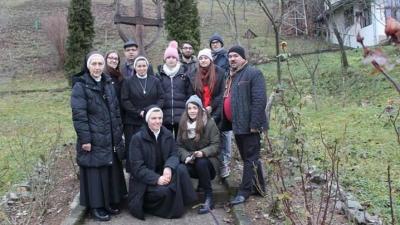 ASTRU Studenți - reculegere pe urmele episcopilor martiri