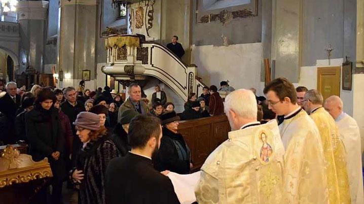 Celebrarea Sărbătorii Botezului Domnului