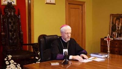 Lansarea mesajului pastoral de Crăciun al Episcopului de Cluj-Gherla