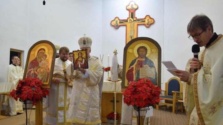 Noi membri în Reuniunea Mariană din Parohia Andrei Mureșanu
