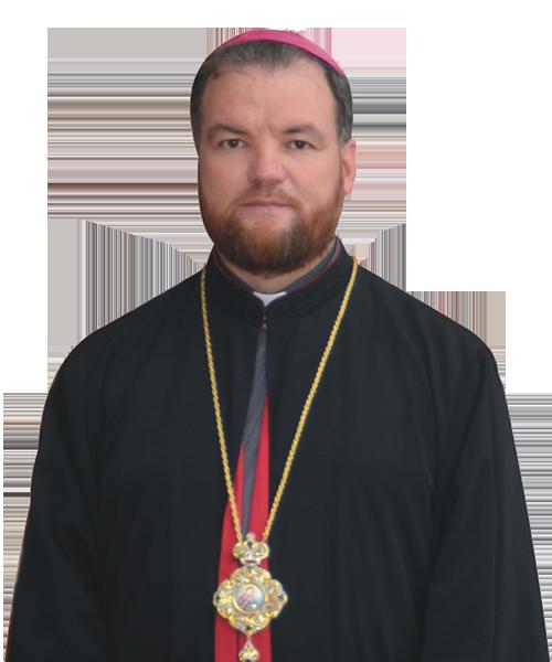 Preasfințitul Vasile Bizău