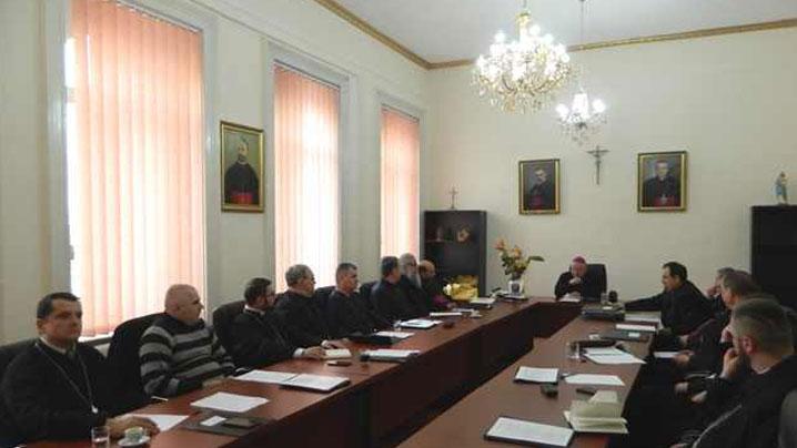 Reuniunea lărgită a colegiului consultorilor eparhiali al Eparhiei de Lugoj