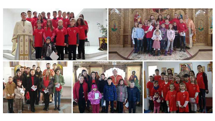 Sărbătoarea adeziunii în grupurile ASTRI Cluj