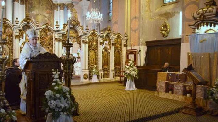 Sărbătoarea Nașterii Domnului în Catedrala Greco-Catolică din Cluj-Napoca