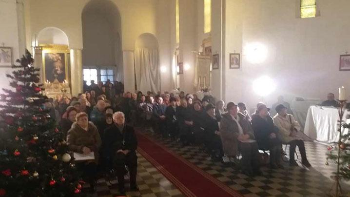 Vizita pastorala a Preasfintitului Alexandru la Arad
