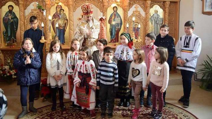 Vizită pastorală în parohia Chinteni