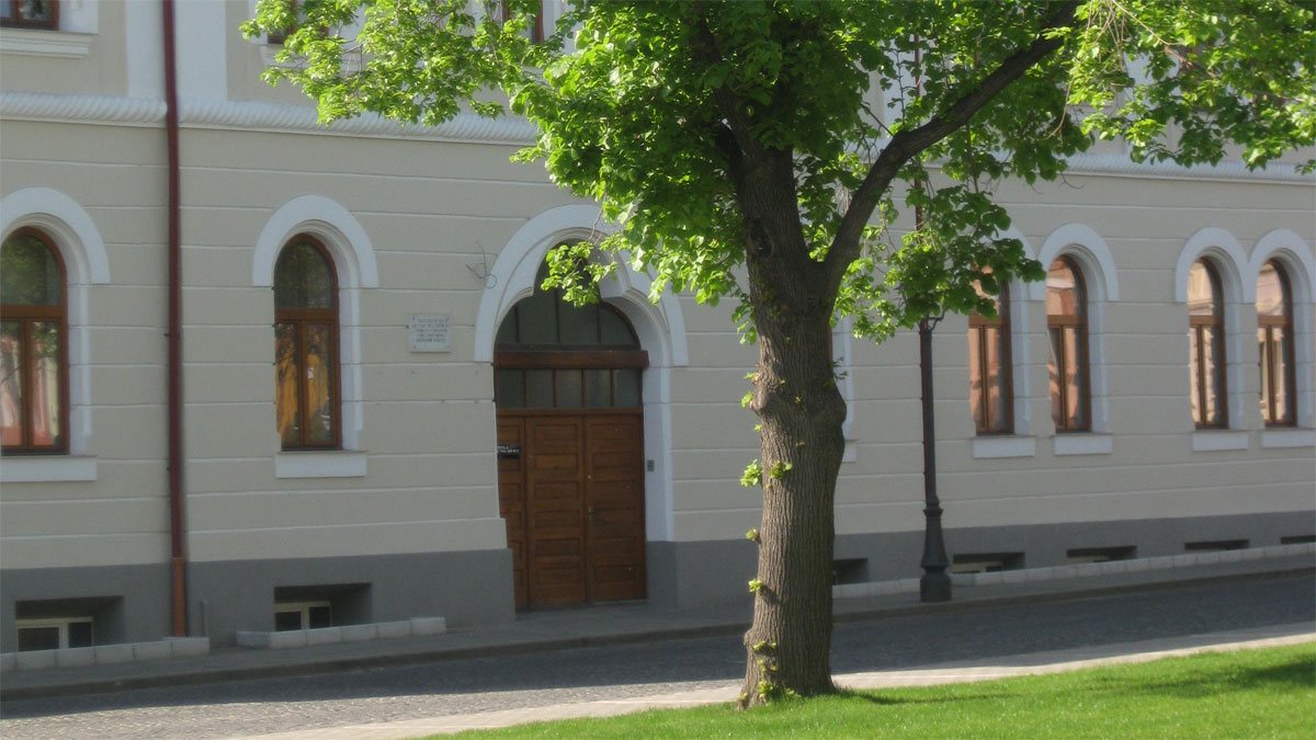 Curia Arhiepiscopiei Majore