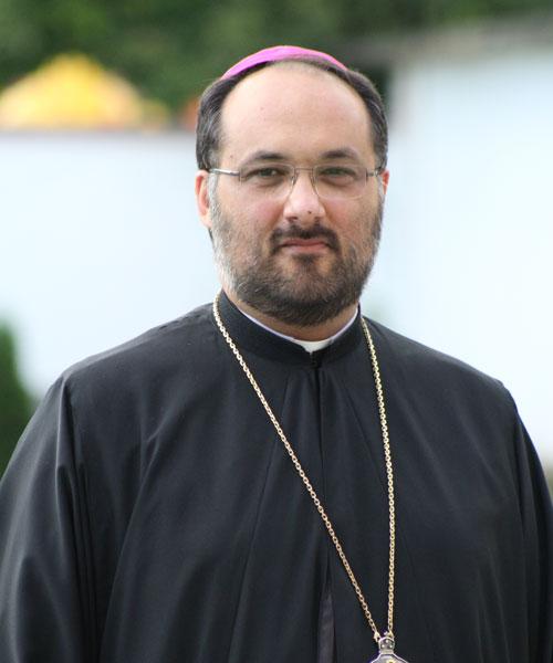 Preasfințitul Mihai Frățilă