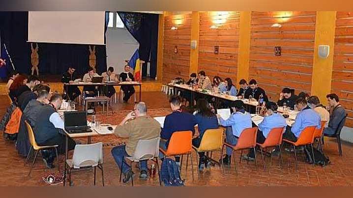 Cercetașii Munților: Adunare Generală și Consiliu Director