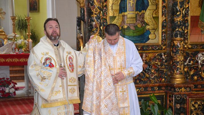 Hirotonire de preoți în Catedrala Blajului