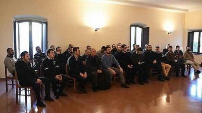 Reculegeri spirituale pentru studenții Colegiului Pontifical Pio Romeno, 2018