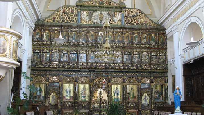 Săptămâna Mare. Programul oficiilor liturgice din Catedrala Arhiepiscopală Majoră