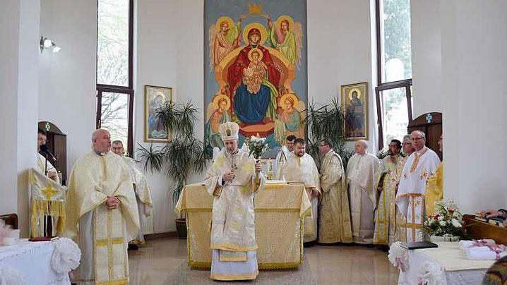 Vizită pastorală și hirotonire diaconală în parohia Mărăști – Cluj-Napoca