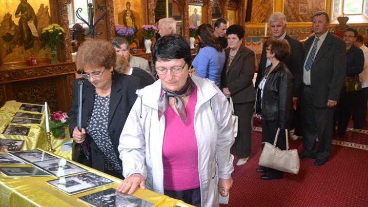 AGRU Blaj l-a comemorat pe Episcopul martir Ioan Suciu