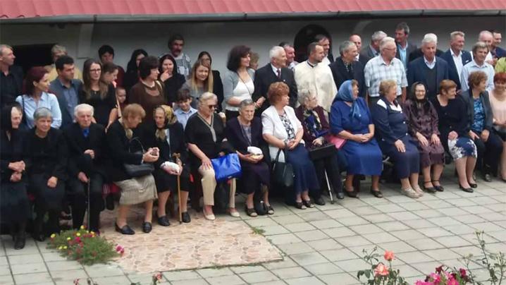 Celebrarea centenarului Marii Uniri în Parohia Grindeni