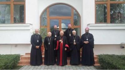 Sesiunea ordinară de primăvară a Sinodului Episcopilor Bisericii Române Unită cu Roma, Greco-Catolică