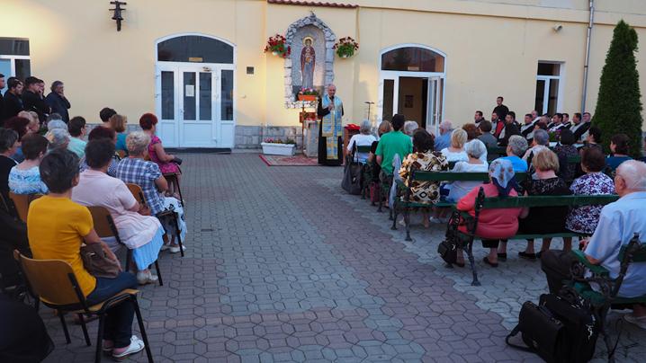 Eparhia de Oradea și Seminarul Teologic consacrate Inimii Neprihănite a Fecioarei Maria și Spiritului Sfânt
