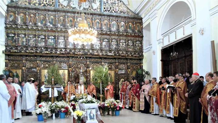 Înmormântarea Sorei Maria Benigna CMD