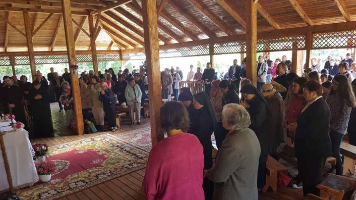 Pelerinaj și instalarea noului Rector al Sanctuarului Arhiepiscopal Major de la Cărbunari