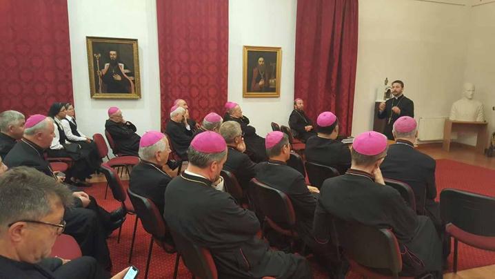 Prezentare de film și expoziţie de antimise greco-catolice
