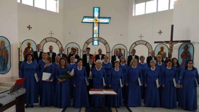 """Sărbătoarea parohiei """"Sfântul Petru"""" din Brașov, încununată de prezența Preasfinției Sale Claudiu"""