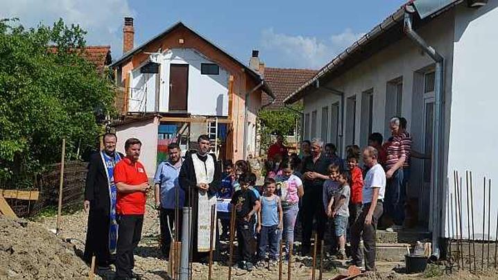 Un nou centru de zi pentru copii, la Ioaniș
