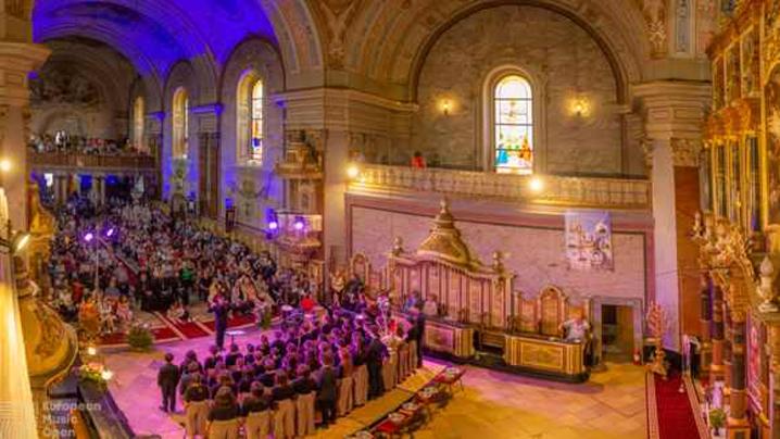 """Corul de copii Radio în concert la Catedrala """"Sfântul Nicolae"""""""