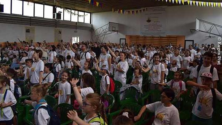 Întâlnirea Eparhială a Copiilor 2018