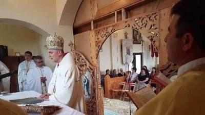 Vizită pastorală în parohia Pișcolt