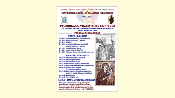 Pelerinajul tradițional la Nicula