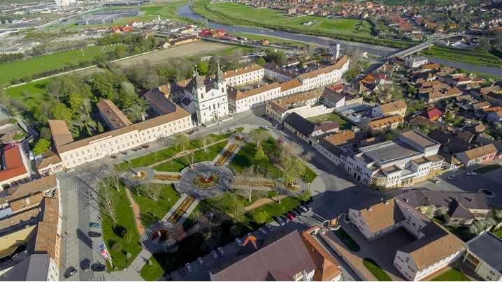 Blajul declarat Oraș Episcopal