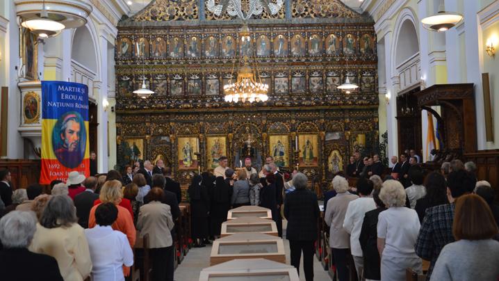 Comemorarea Episcopului Inochentie Micu-Klein la 250 de ani de la trecerea la cele veșnice