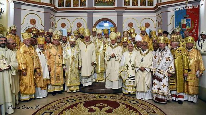 Comunicat final al Întâlnirii Episcopilor Catolici Orientali din Europa