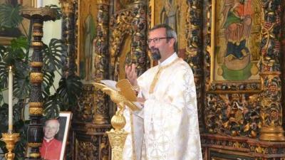 Pr. Cristian Barta, Vicar general al Arhieparhiei de Alba Iulia și Făgăraș