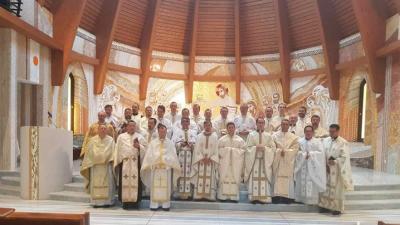 Exerciții spirituale pentru preoții Arhieparhiei de Alba Iulia și Făgăraș
