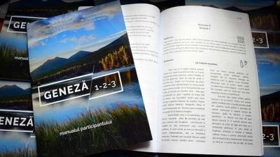Geneză 1-2-3: Manualul de funcționare a omului