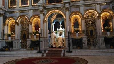 Hirotonirea întru preoție a diaconului Ionuț-Cătălin Blidar
