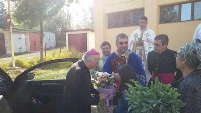 Hirotonirea întru preoție a diaconului Poroabă Nicușor Vasile