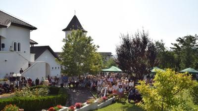 Hramul Mănăstirii Maicii Domnului din Cluj-Napoca