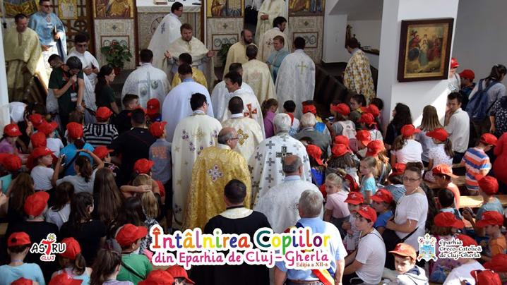 Întâlnirea Eparhială a Copiilor la ediția a XII-a: Cu Tine nu mă tem!