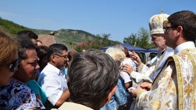 Pelerinajul greco-catolic la Nicula pe urmele lacrimilor Maicii Sfinte